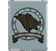Join the Stormcloak Rebellion iPad Case/Skin