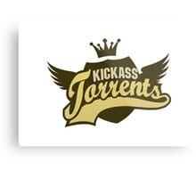 Kickass Torrent Metal Print