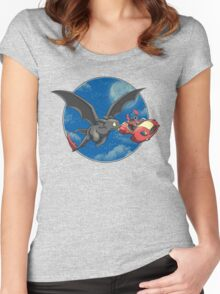 Aloha! Women's Fitted Scoop T-Shirt