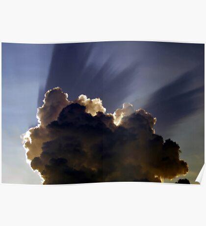 God speaking Poster