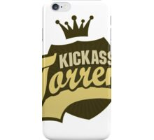 Kickass Torrent iPhone Case/Skin
