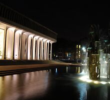 Princeton University Woodrow Wilson School by Michael Bender