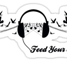FEED YOUR SOUL Sticker