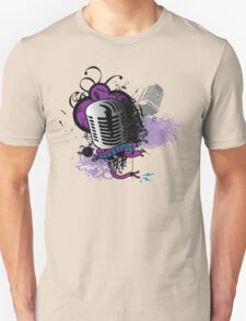 FREESTYLE MIC Unisex T-Shirt