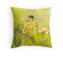 Sun Shiny Day! Throw Pillow