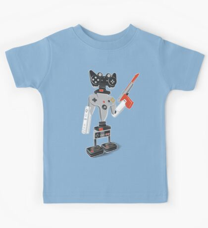 ControlBot4000 Kids Tee