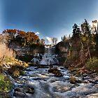 Chittenango Falls by photoescapist