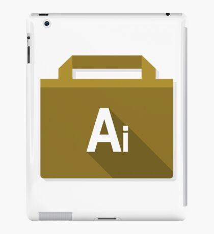 Adobe Illustrator iPad Case/Skin