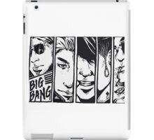 BIG Bang Made Album iPad Case/Skin