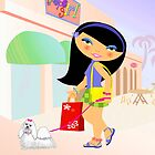 TropoGirl - A day in the mall by Kartoon