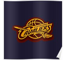 CLEVELAND CAVALIERS - Smile Design Poster