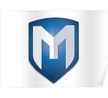 Metasploit Logo Poster