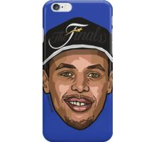 TEAMCURRY - Nba Finals 2015 - SMILE DESIGN iPhone Case/Skin