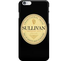 Sullivan iPhone Case/Skin