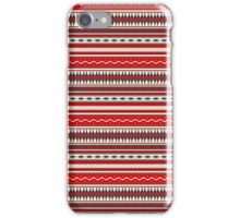 Romanian traditional embroidery iPhone Case/Skin