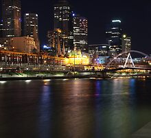 Melbourne by Fiona Kersey
