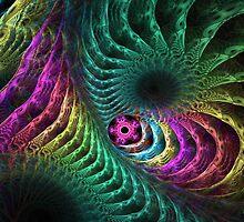 Spirallitis by DigitalDelights