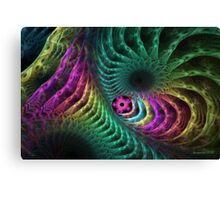 Spirallitis Canvas Print