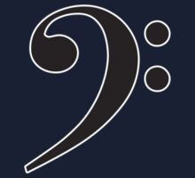 Bass Clef Kids Clothes