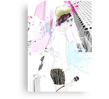Shinjuku Karaoke Canvas Print