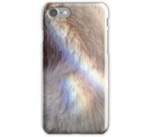 Furry Angel iPhone Case/Skin