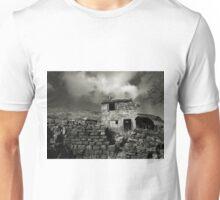 Ruined Farm, West Yorkshire Unisex T-Shirt