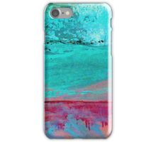 Turquoise Sky iPhone Case/Skin