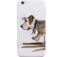 News Hound iPhone Case/Skin