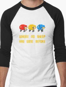 Where no Sheep Has Gone Before T-Shirt
