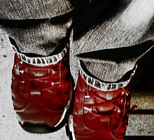 Red Shoes by Olivia  Gray