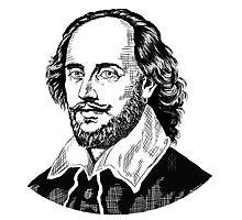 Shakespeare by OnaVonVerdoux