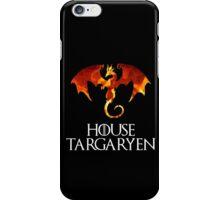Game of Thrones - House Targaryen iPhone Case/Skin