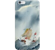 Help at Last iPhone Case/Skin