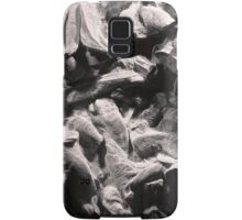 Fingers Of Time - Giant Oyster Shell Fossils Samsung Galaxy Case/Skin