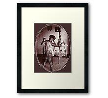 Order of the Garter Framed Print