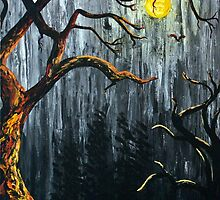 Dance of the dark by Rachael Gorton