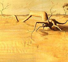 Drought in Outback by ArtoJ
