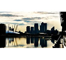 Docklands Photographic Print