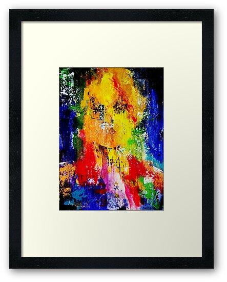 Marilyn by Angela  Burman