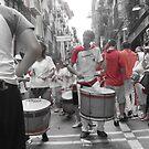 Drumming of the Bulls by lukefarrugia