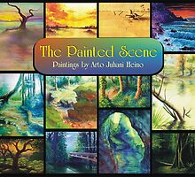 The Painted Scene - Calendar Cover by ArtoJ