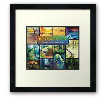 The Painted Scene - Calendar Cover Framed Print
