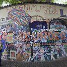 The Beatle Wall by lukefarrugia