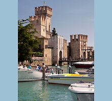 The Castle at Sirmione Unisex T-Shirt