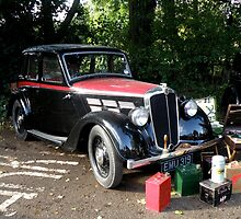 1930's Morris 10 by Edward Denyer