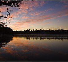 Lake Leschenaultia by Austin Dean