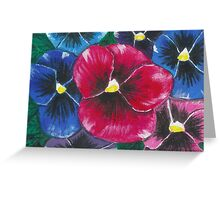 Floras Greeting Card