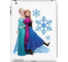 Frozen - Elsa and Anna Design iPad Case/Skin