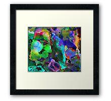 The Lambada Framed Print