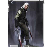 The Witcher 3: Wild Hunt | Geralt Blood iPad Case/Skin